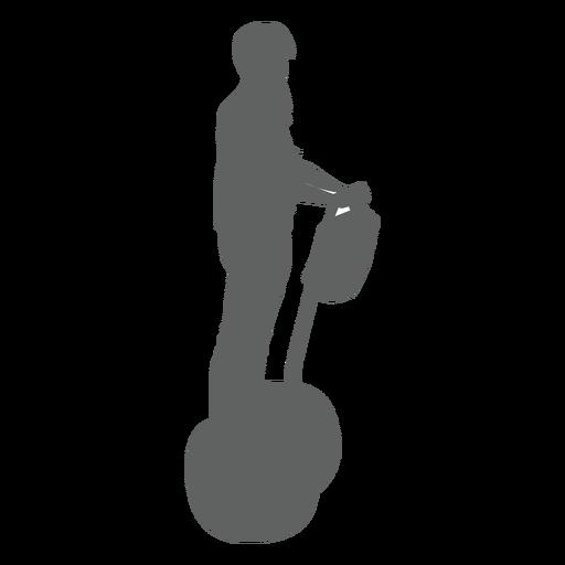 SegwaySilhouette - 0