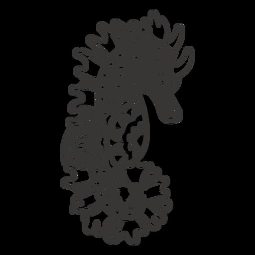 Animales-Mandala6-Vinilo-CR - 13