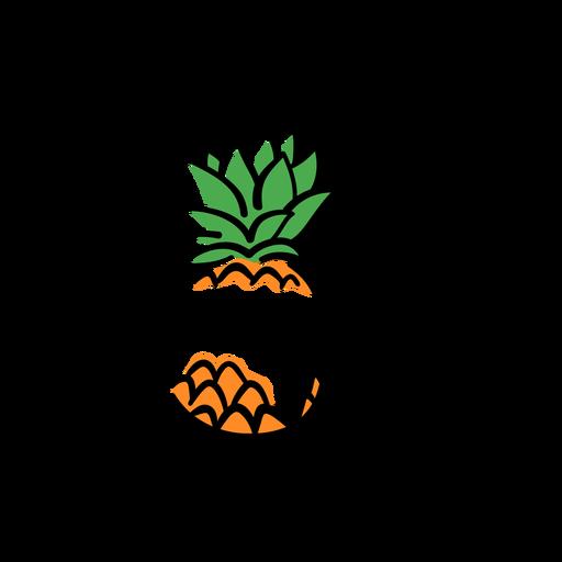 Pinneaple fruit badge