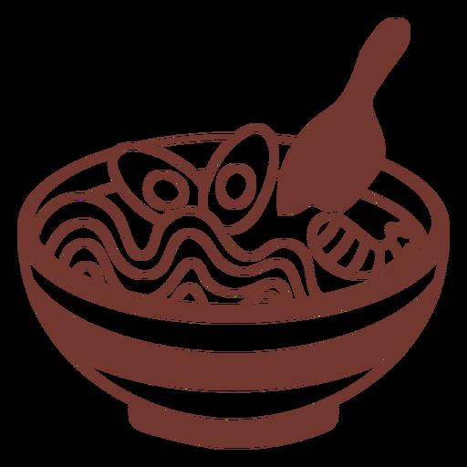 Ramen japanese dish