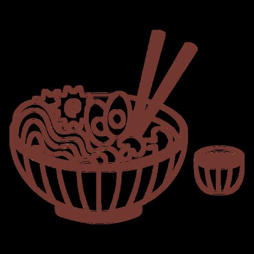Ramen japanese food lunch