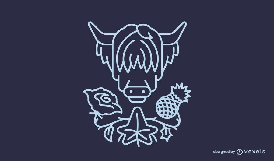 Nature flowers business logo design