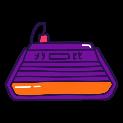 Walkman music player retro