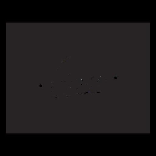 Grace lettering quote element