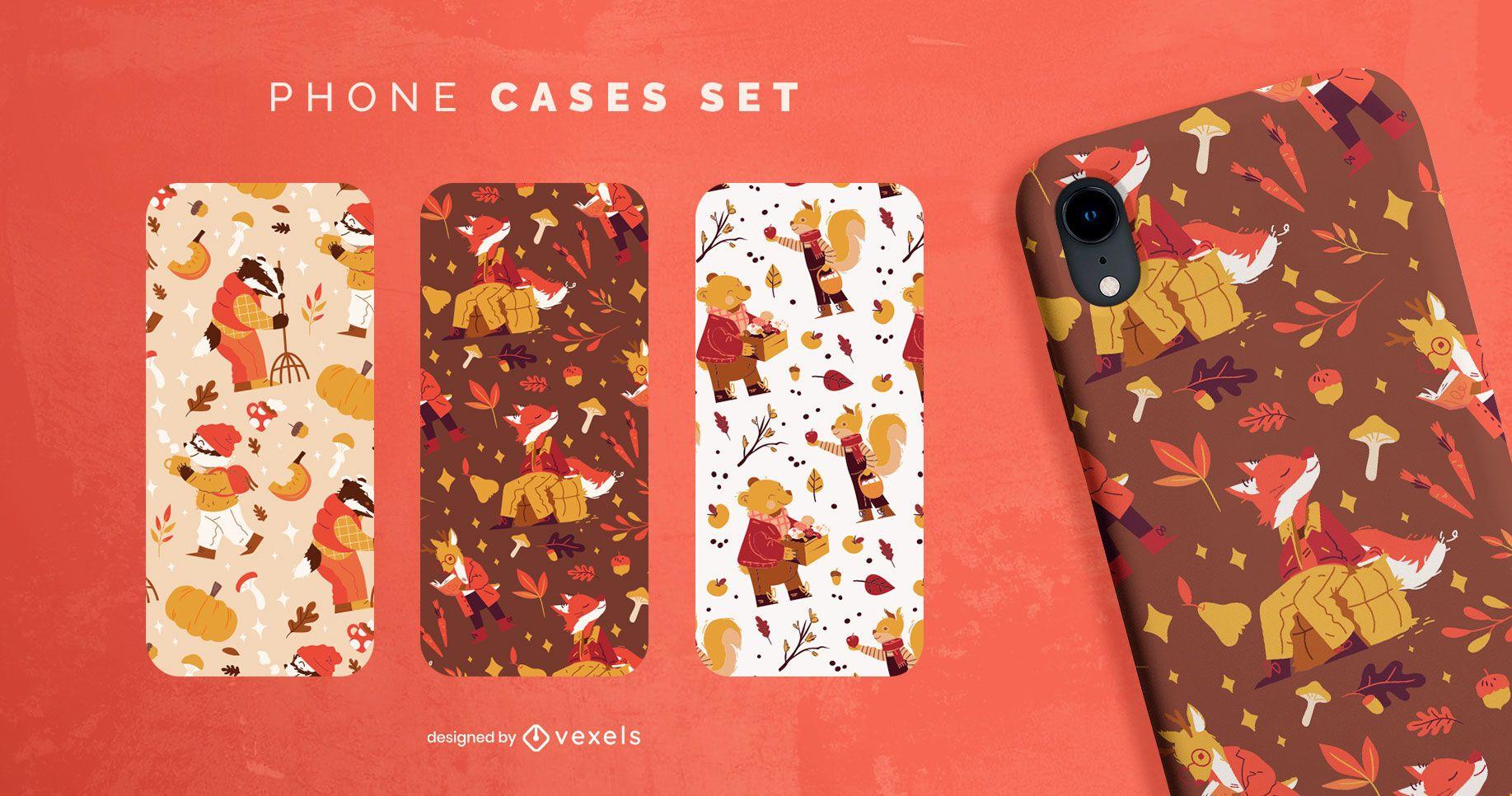 repetido phone case set