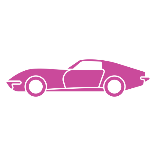 Luxory car cut out