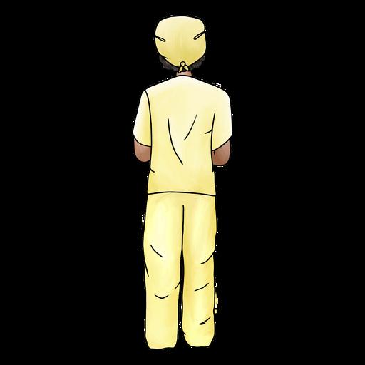 AcuarelaDoctoresEnfermeras - 1
