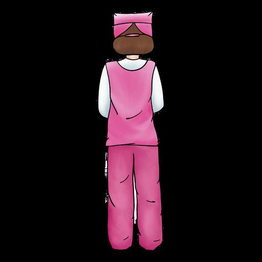 AcuarelaDoctoresEnfermeras - 2