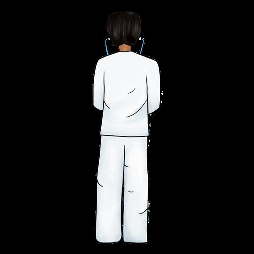AcuarelaDoctoresEnfermeras - 4