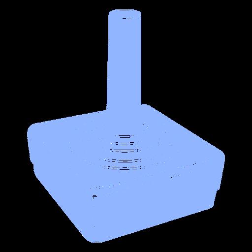 Achtziger JahreElektronikDetailedRealisticSilhouette - 10 1