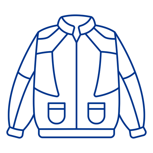 Vintage jacket stroke