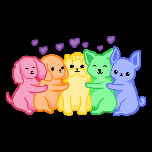 Animais do Orgulho - 0