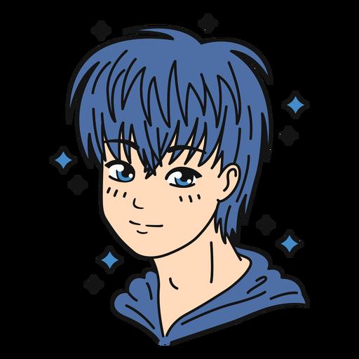 Anime boy japanese