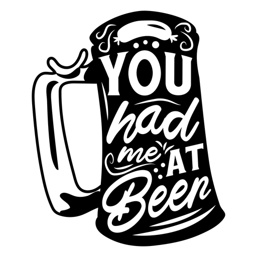Beer quote oktoberfest cut out