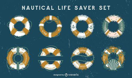 Nautical life savers
