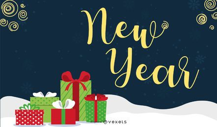 Presentes de Ano Novo