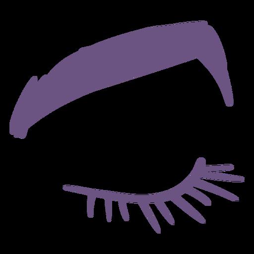Contorno del cuaderno de anatomía facial - 14
