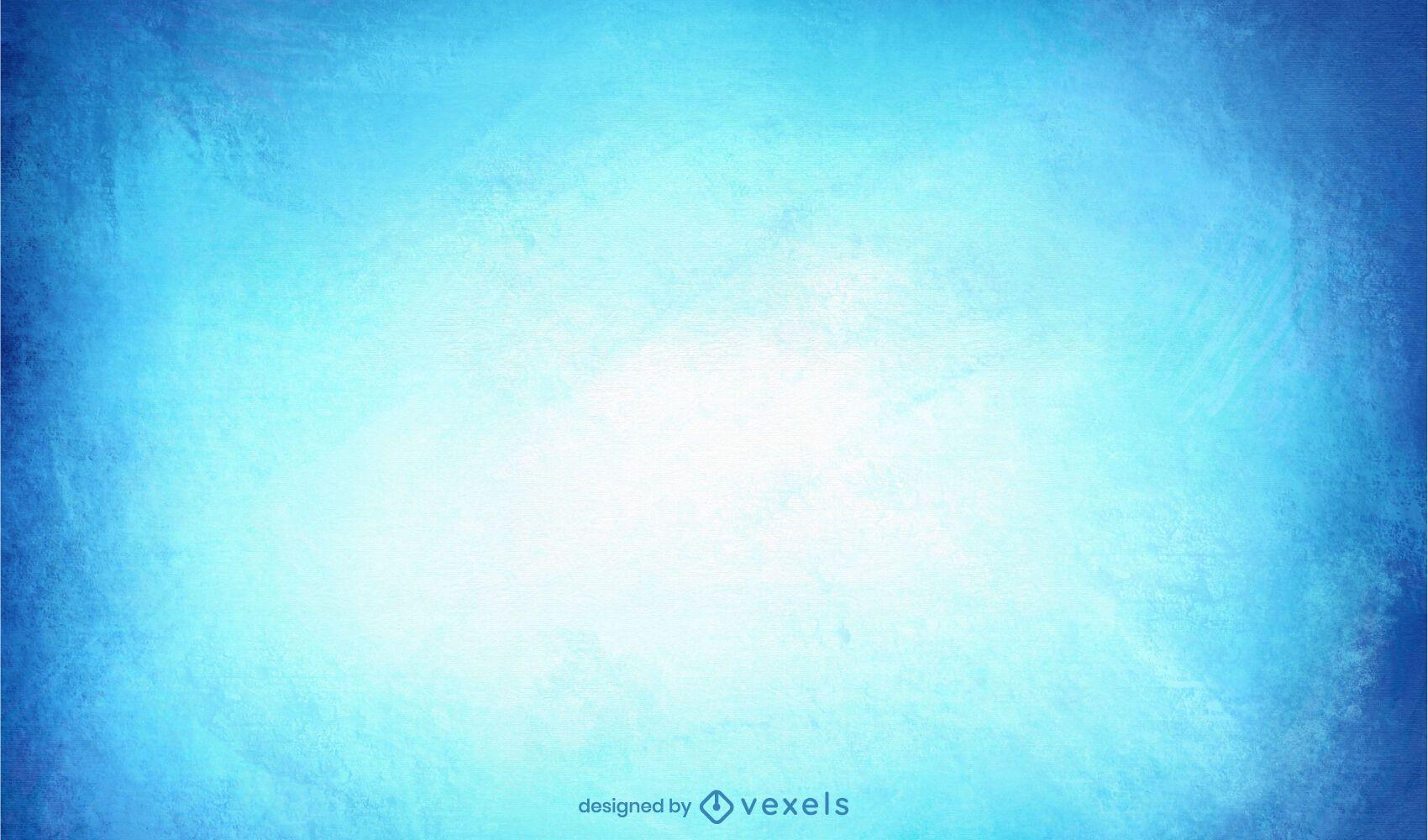Blaues Aquarellhintergrunddesign