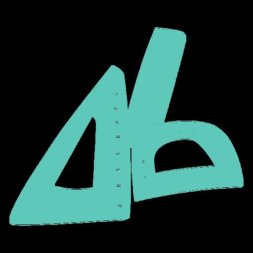 Geometry set cut out