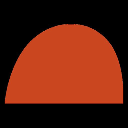 Simple hill design flat