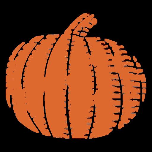 Pumpkin ingredient cut-out