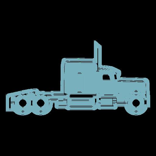 Transporte Icon Uniform Monoline - 28