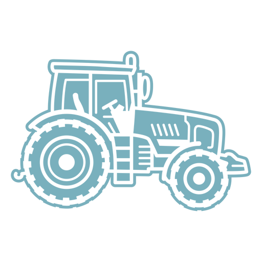 Tractor transport cut-out