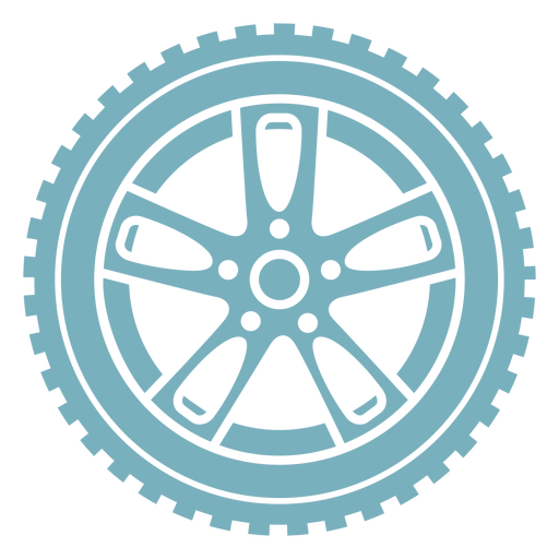 Car wheel cut-out