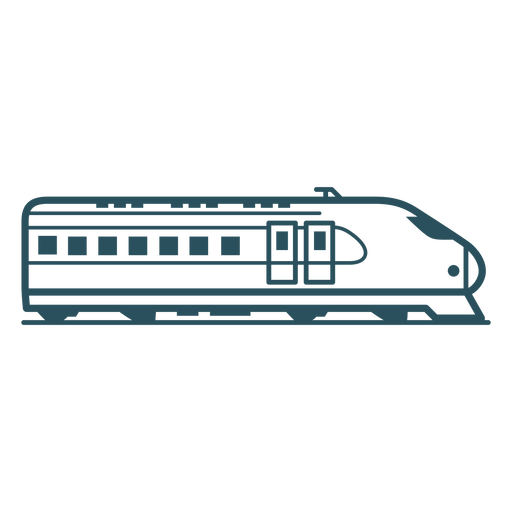Transporte Icon Uniform Monoline - 46