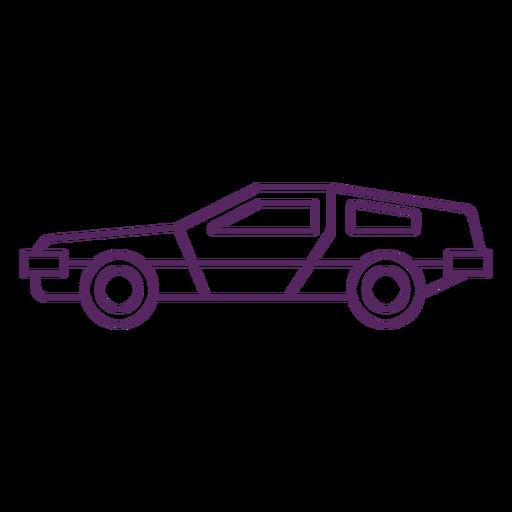 Vectorial car