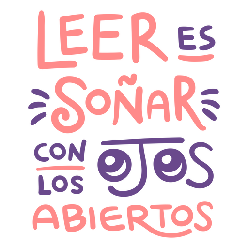 Cool reading is dreaming spanish quote stroke