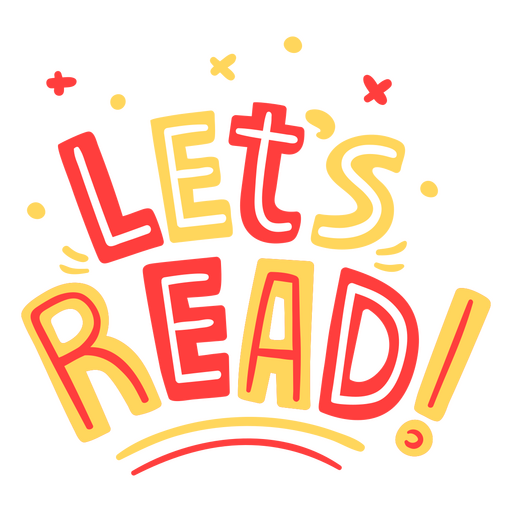 Lets read badge