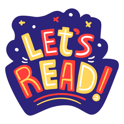 Lets read hobby badge