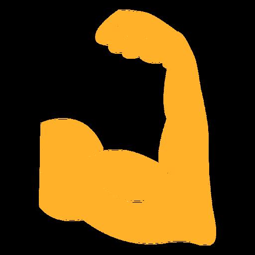 Cortar los m?sculos del brazo