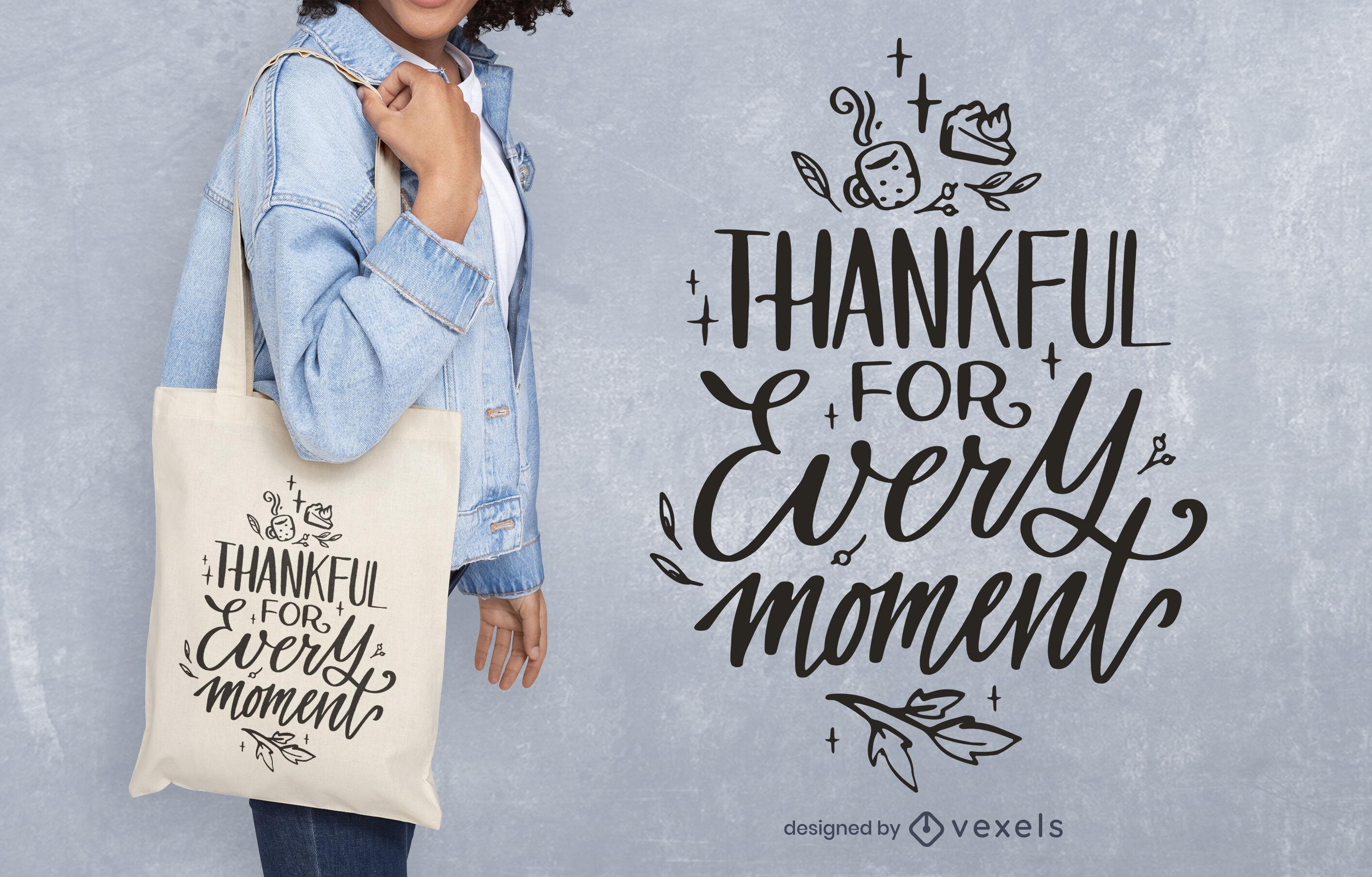 Cita??o de agradecimento bolsa de a??o de gra?as