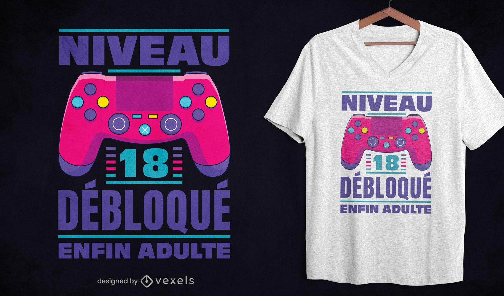 Finally an adult t-shirt design