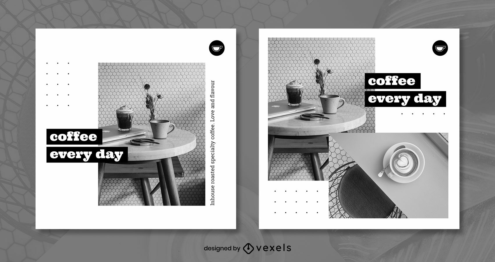Monochromatic pictures and dots post template