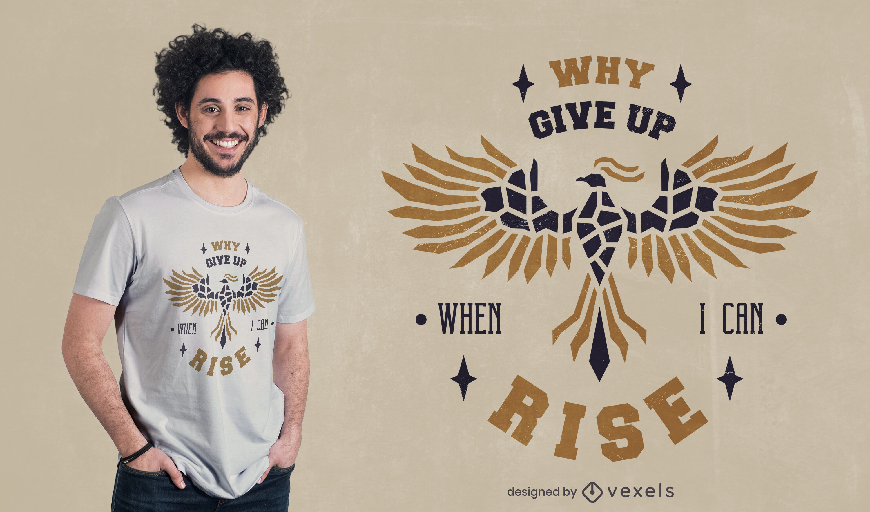 Why give up t-shirt design