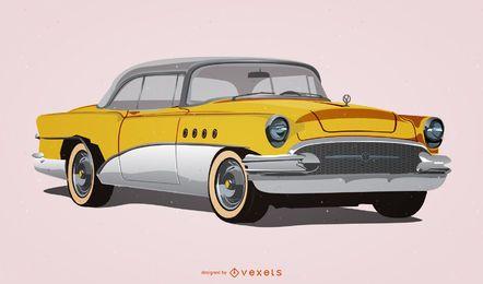 Vector coche 4
