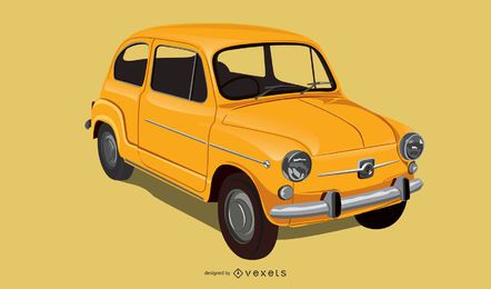 Vector Car 5