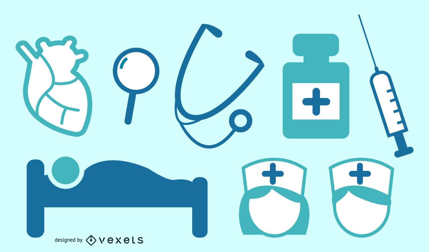 Healthcare Vector Set