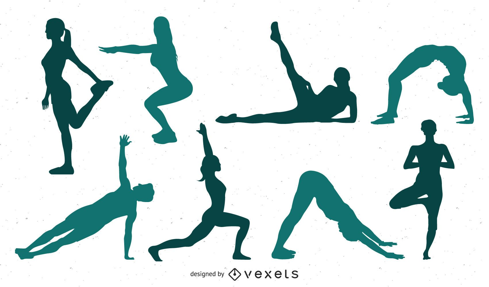 Keep Fit Vector Pack
