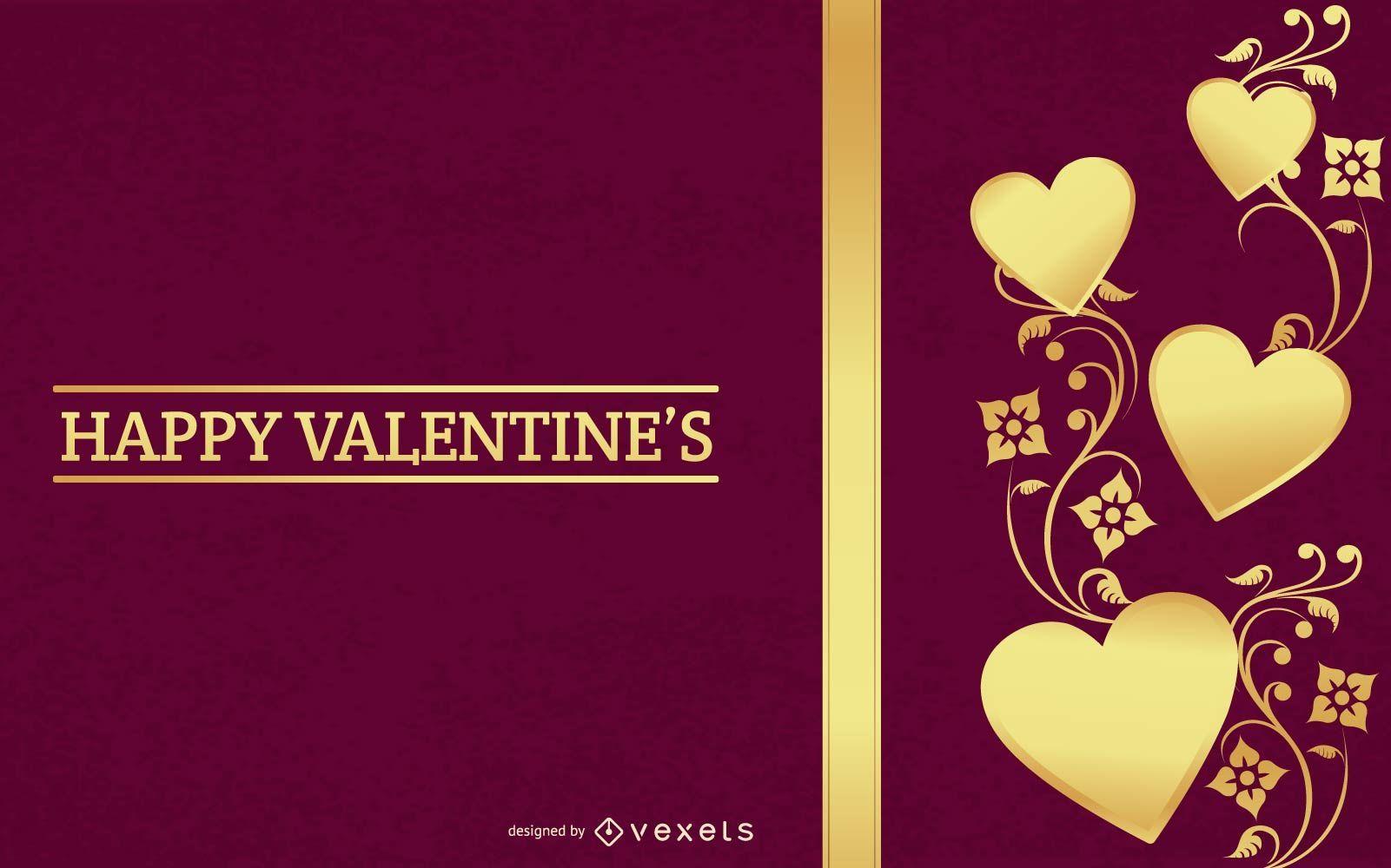 Valentine Vector Artwork
