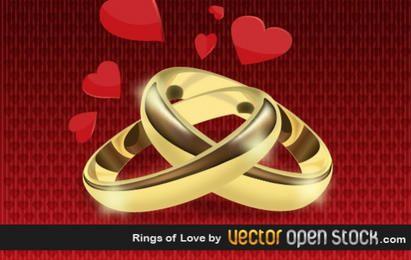 Anéis de amor