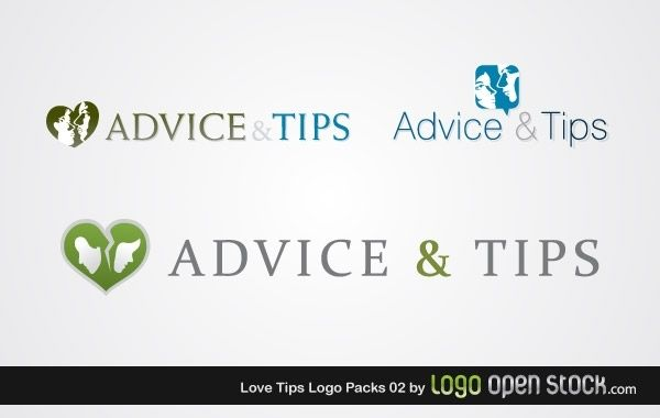 Paquete de logos Love Tips 02