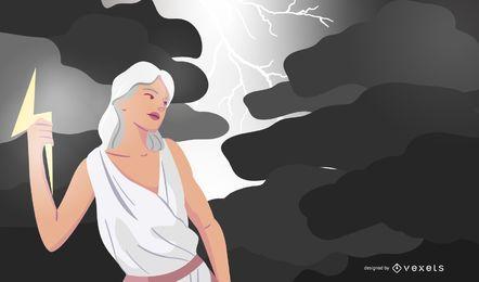Thunderstorm Queen