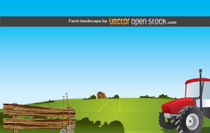 Farm Landschaft