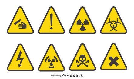 Vectores de peligro