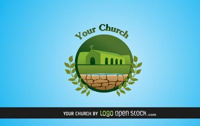 Seu logotipo da igreja