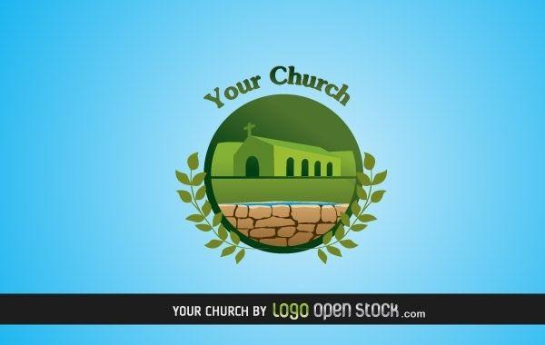Logotipo de su iglesia